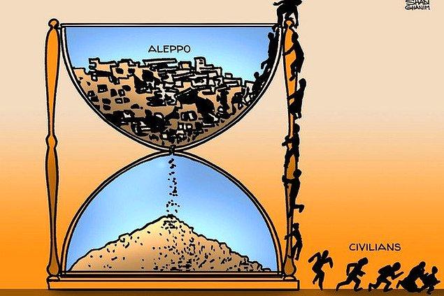 Karikatura: Shadi Ghanim