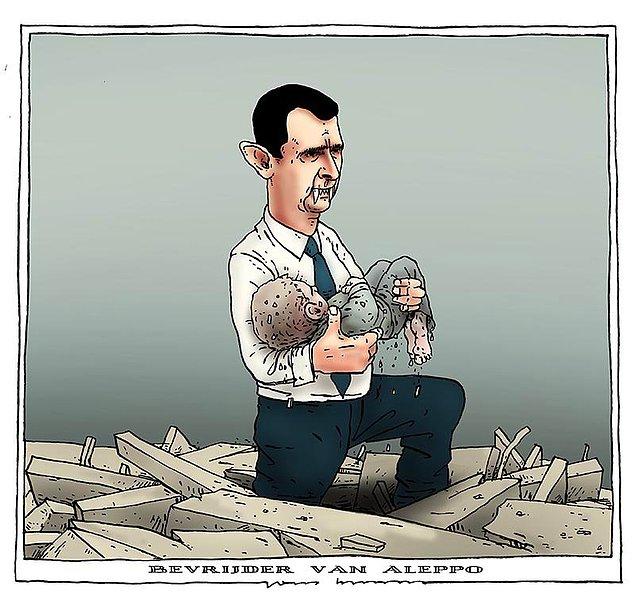 Karikatura: Joep Bertrams