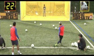 Messi və Suarez bu dəfə 'drone'u hədəf aldılar - Video