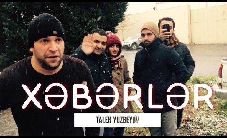 Taleh Yüzbəyov'dan yeni video Xəbərlər