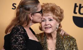 Debbie Reynolds'un qəlbi qızının ölümünə dözə bilmədi
