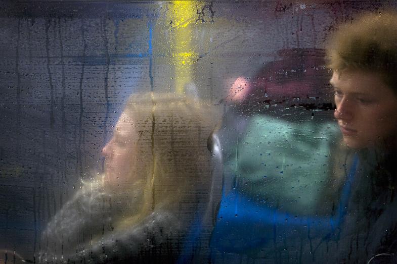 Nick Turpin 'On the Night Bus'