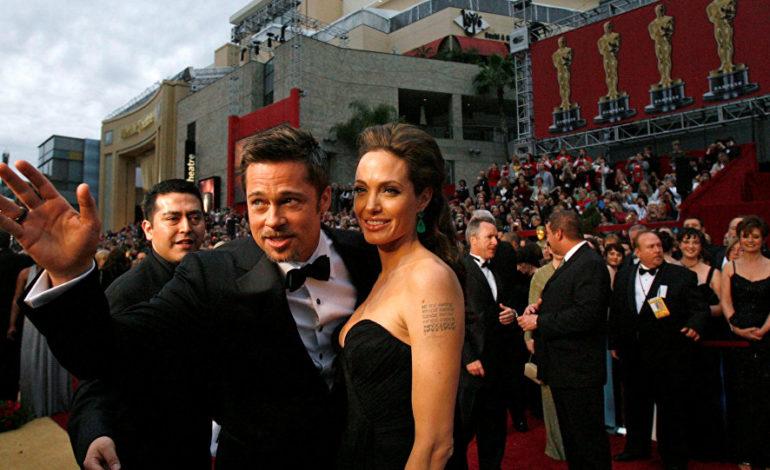 Boşanma prosesindəki Ancelina Jolie və Bred Pitdən ilk birgə açıqlama