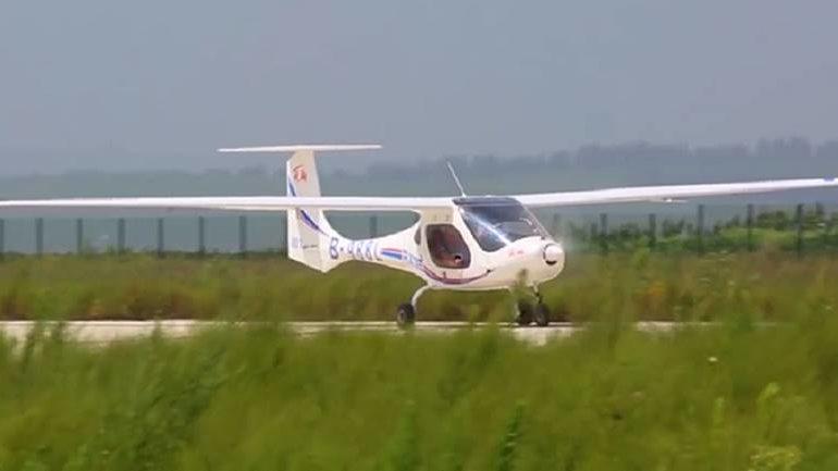 Çin, hidrogen enerjisiylə işləyən hava maşınını test edib