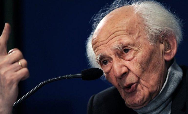 Sosioloq və filosof Zygmunt Bauman həyatını itirdi