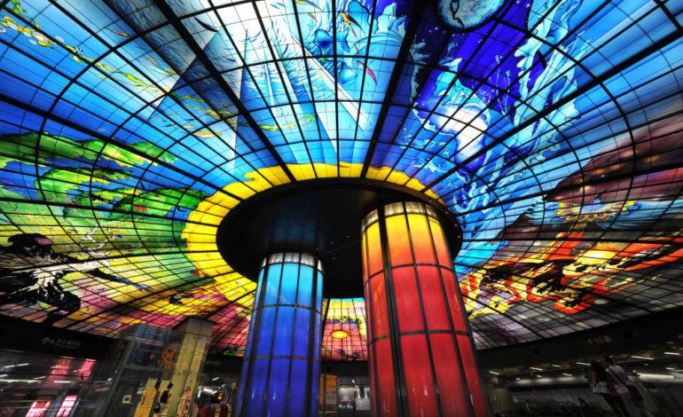 Dünyanın ən gözəl metro stansiyaları