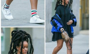 Rihannanın fərqli küçə tərzi | Dəyəri 5 min dollar