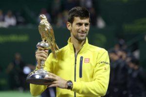 yaaz.az Novak Djokovic 2017 Doha