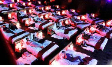 Dünyanın ən gözəl və qeyri-adi kinoteatrları