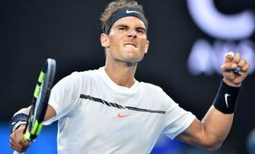 Möhtəşəm matçın qalibi - Rafael Nadal