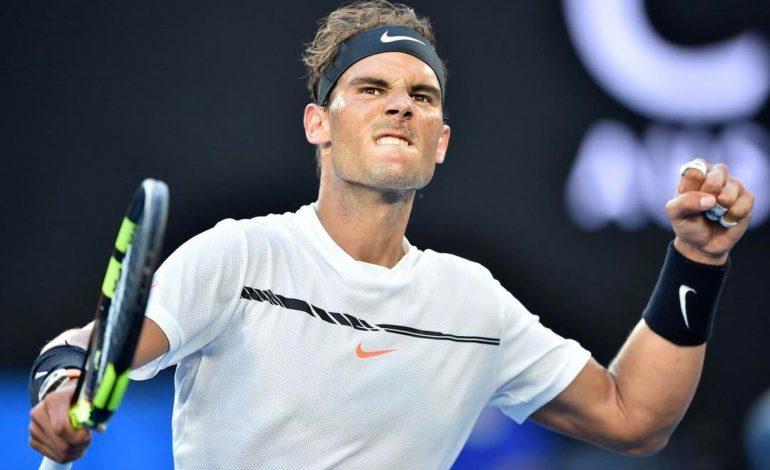 Möhtəşəm matçın qalibi – Rafael Nadal