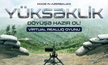Yüksəklik: Azərbaycanın ilk Virtual Reallıq oyunu