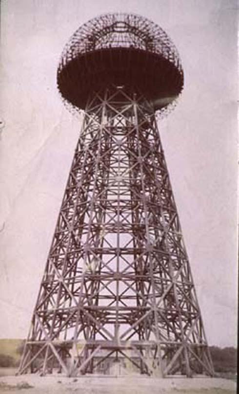 Nikola Tesla - Pulsuz Elektrik Sistemi