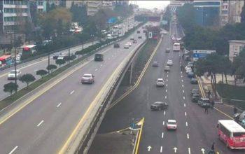 Diqqət, 2 gün Moskva prospektində yol bağlanacaq