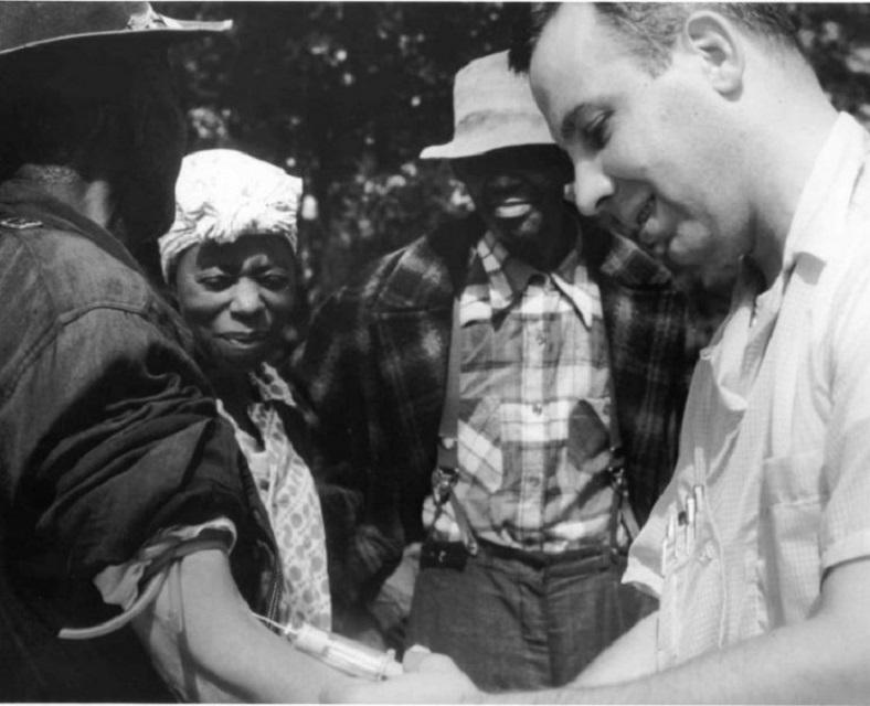 Tuskegee Sifilis araşdırmaları