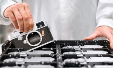 """""""Leica""""nın yeni M10 rəqəmsal kamerasında bir ilk"""