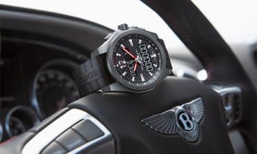 'Bentley'dən ilk ağıllı saatlar