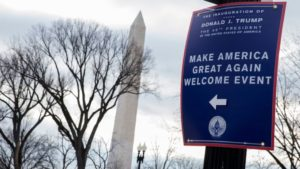 yaaz.az Washington 2017 Donald Trump andicme merasimi