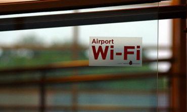 Hava limanlarının Wi-Fi şifrələri bir xəritədə