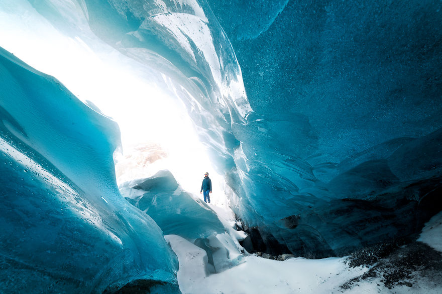 yaaz.az Athabasca Glacier, Canada