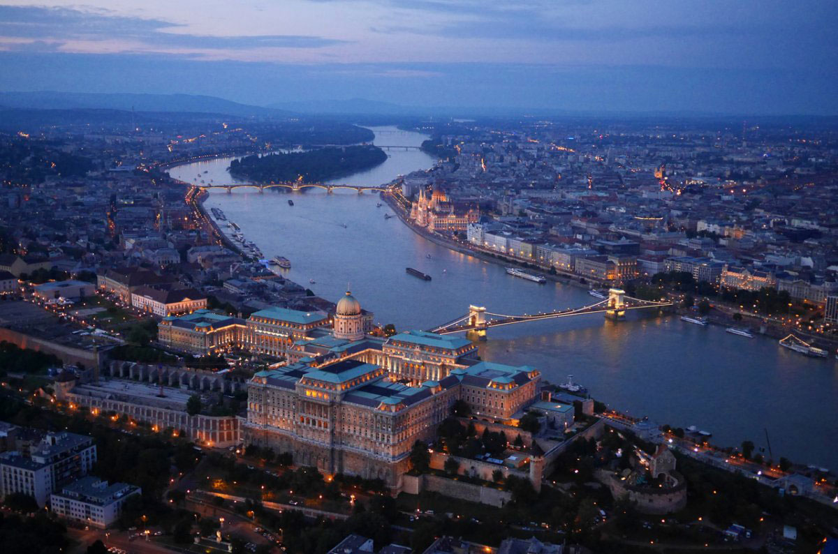 Buda Qəsri, Budapeşt, Macarıstan