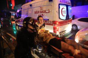 yaaz.az Turkiyede terror hadisesi 1 yanvar 2017