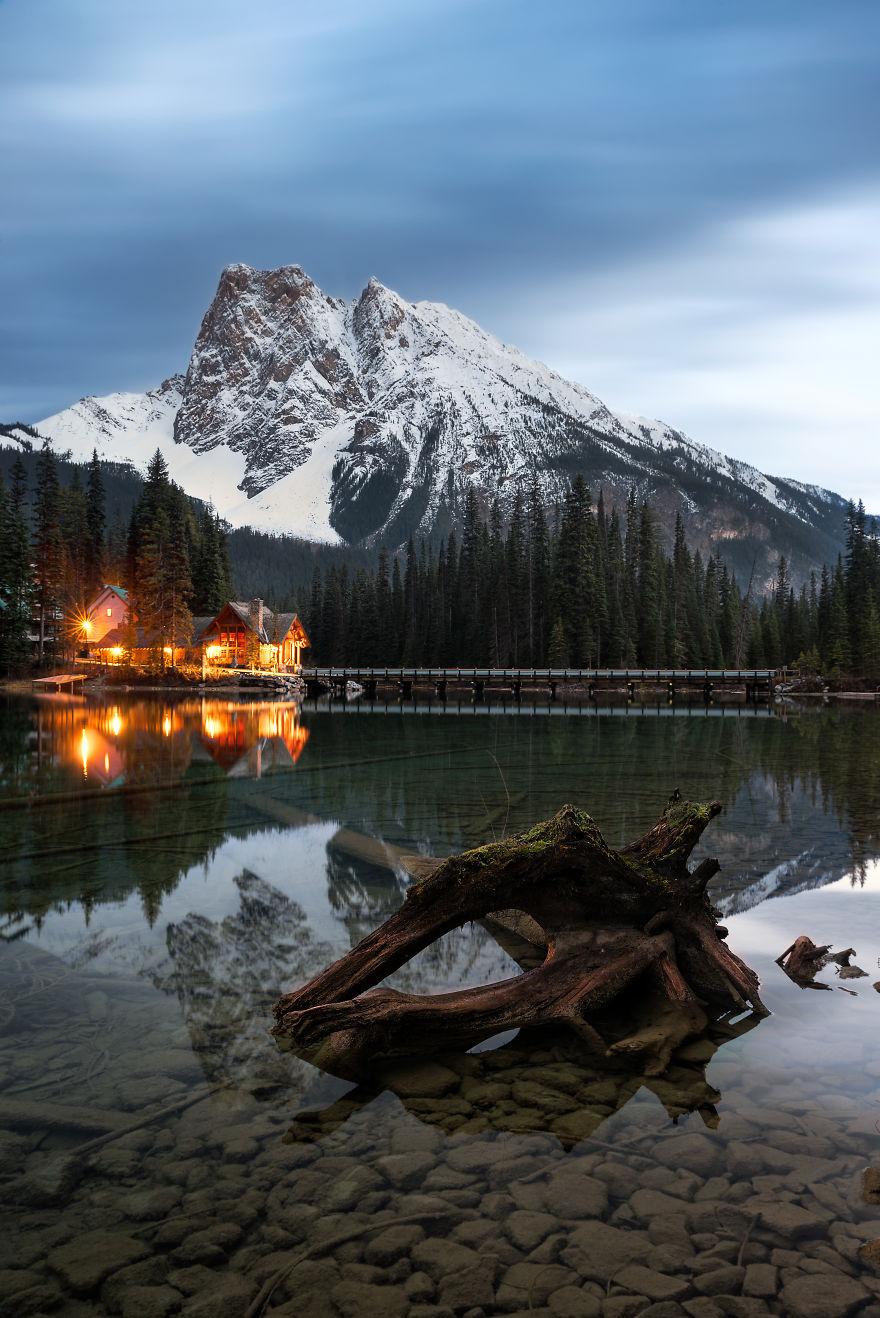 yaaz.z Emerald Lake, Canada