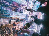 Şəhərin işıltısı və canlılığını yüksəkdən çəkənfotoqraf: Ivan Wong