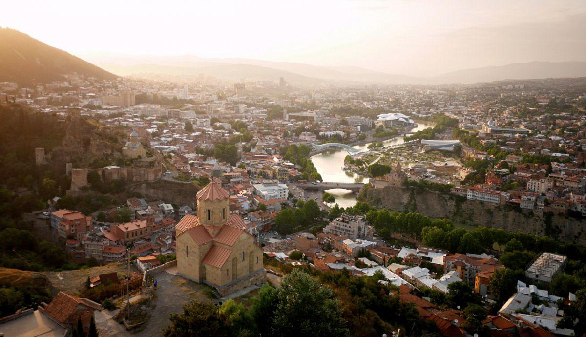 Tbilisi, Gürcüstan