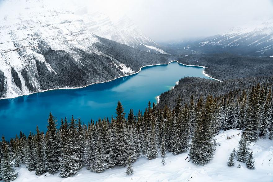 yaaz.az Peyto Lake, Canada