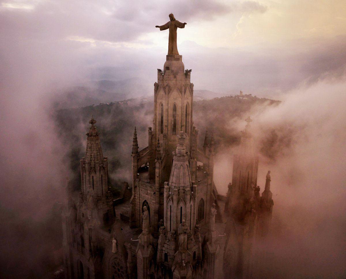 Sagrat Cor Kilsəsi, Barselona, İspaniya