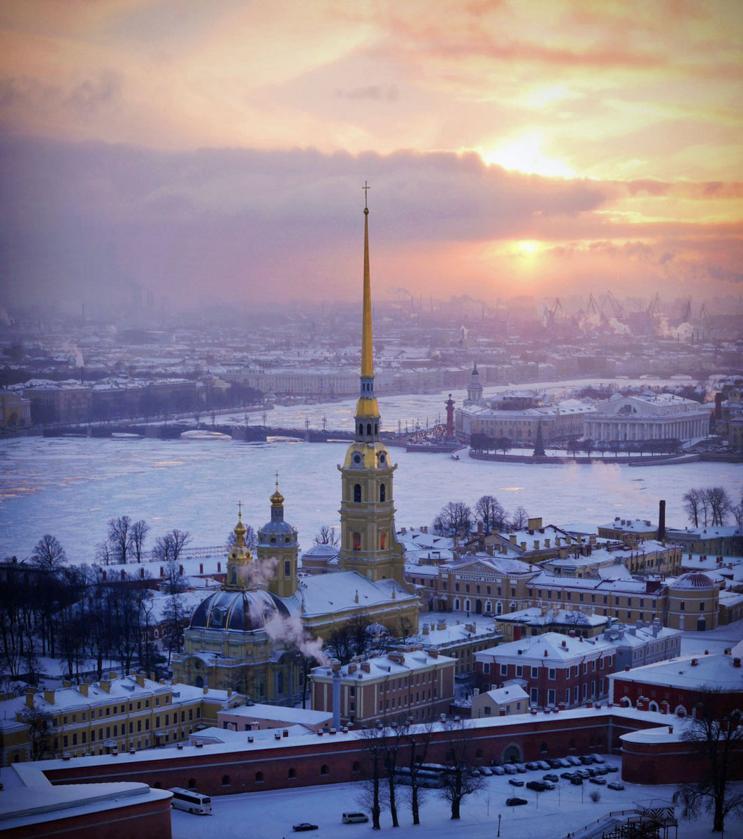 Saint Peter və Paul Kilsəsi, Sankt Peterburq, Rusiya