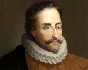 yaaz.az Miqel de Servantes (1547-1616)