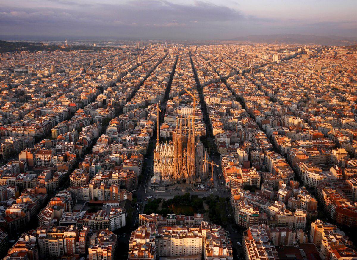 Barselona, İspaniya