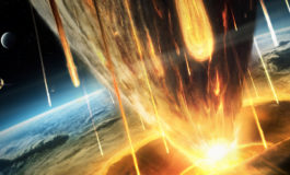 Ağ Evdən qorxuducu meteorit açıqlaması
