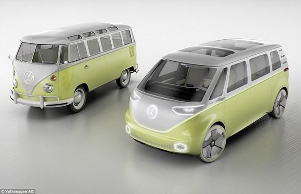 Volkswagen'in əfsanəvi Camper modeli geri dönür