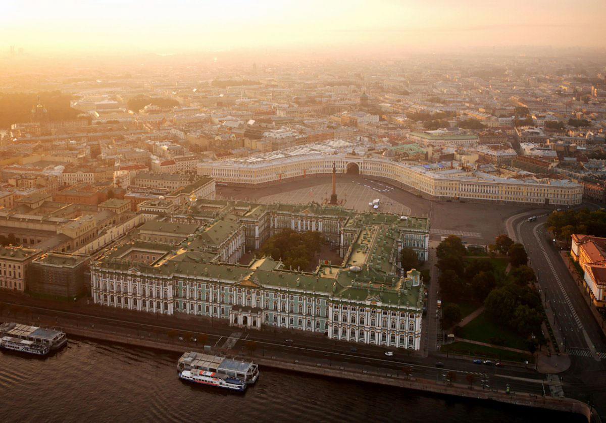 Ermitaj Muzeyi, Sankt-Peterburq, Rusiya