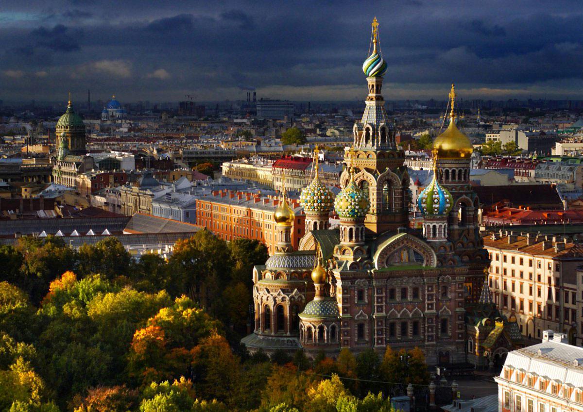 Spasa na Krovi Kilsəsi, Sankt-Peterburq, Rusiya