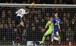 Chelsea'nin qalibiyyət ardıcıllığını Tottenham bitirdi
