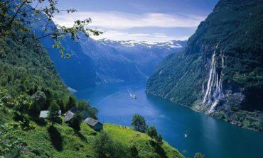 Norveçin mövsümləri | 8K timelapse video