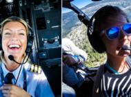 Sosial medianın yeni fenomeni pilot qadın