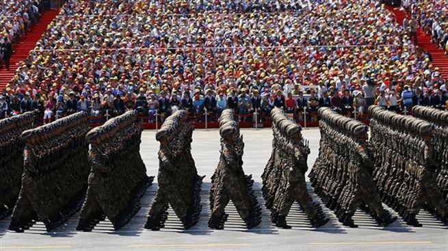 Çin hərbisi