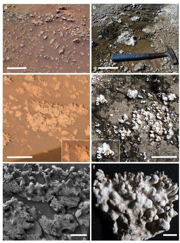 Marsın səthi