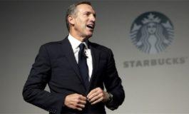 Starbucksı adı kimi star edən adam: Howard Schultz