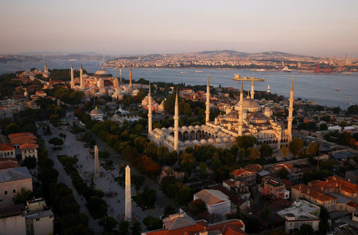 Sultanəhməd Meydanı, İstanbul