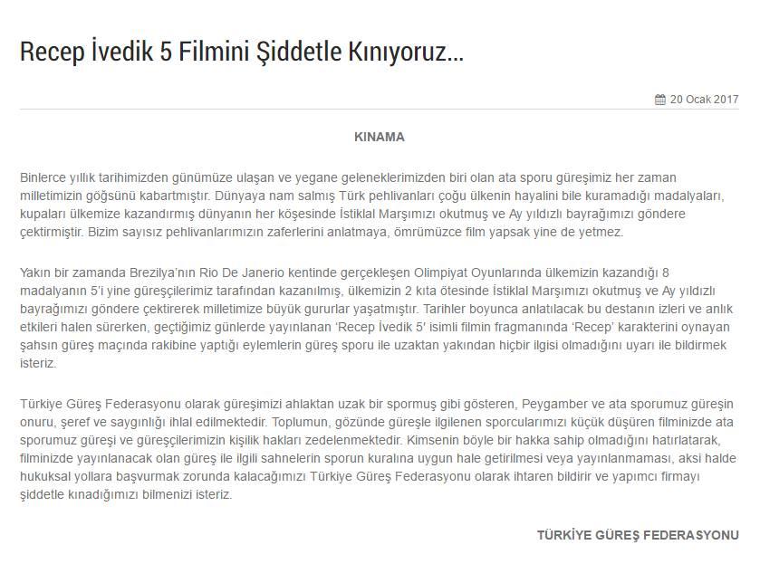 Türkiyə Güləş Federasiyası