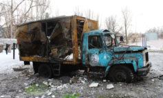 Gərginliyin yenidən başladığı Donetsk-dən görüntülər
