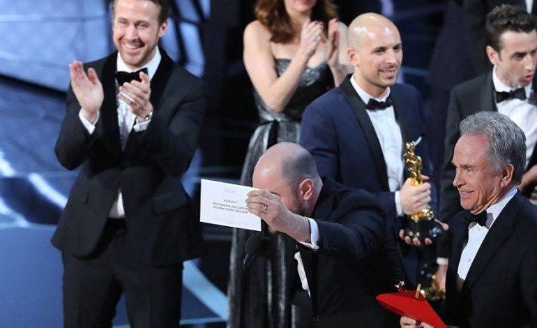 Oskar Mükafatları sahiblərini tapdı: Gecəyə səhv anons damğa vurdu