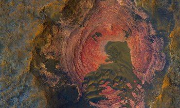 NASA, Marsın 'Döyünən Ürəyi'nin şəkillərini paylaşdı