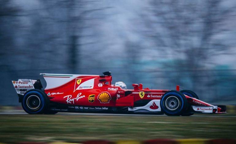 Ferrari yeni Formula 1 avtomobilini təqdim etdi